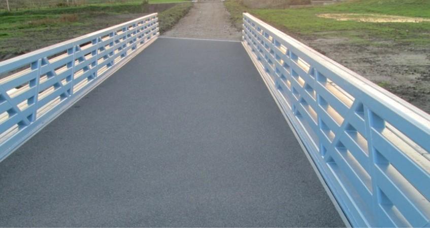 krafton-GFK-Brückenbelag