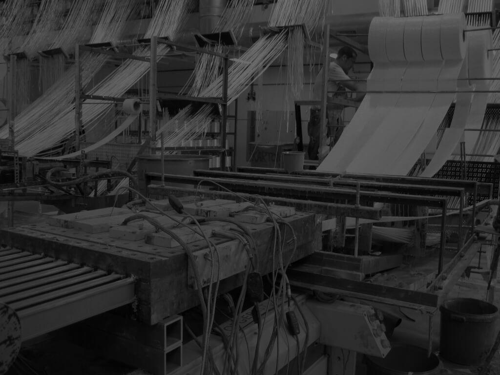 krafton-GFK-Profile-Pultrusion-Prozess